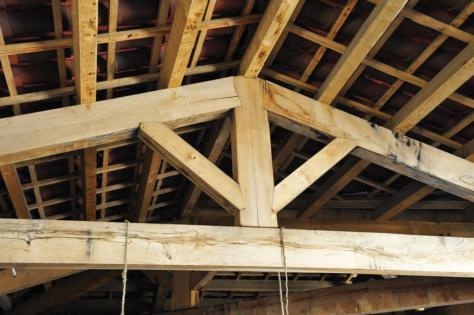 Timber-Framing